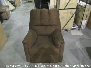 Signature Recliner Please Preview