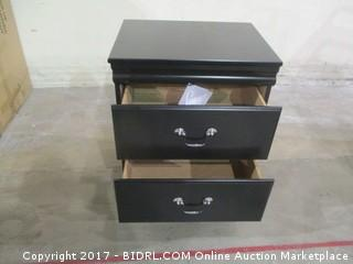 Signature Night Stand MSRP $300.00 Please Preview