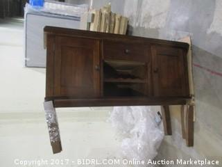 Dining Room Cabinet/Buffet? MSRP $1000.00 Please Preview