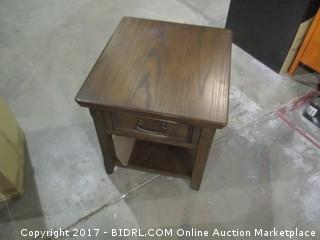 Side table MSRP $600.00 Please Preview