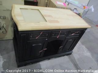 Cowen Mirrored Storage Chest Please Preview