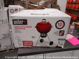 Weber Kettle BBQ Grill