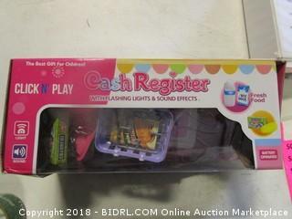 Kid's Cash Register