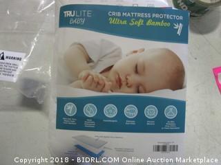 Crib Mattress Protector