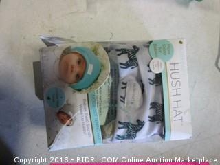 Babies Sleeping Hush Hat