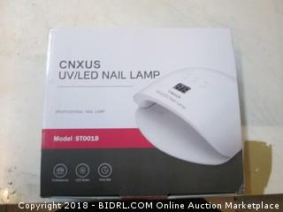 Cuxus UV/LED Nail Lamp Please Preview