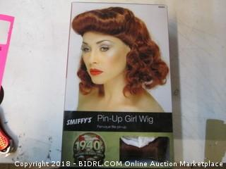 Pin Up Girl Wig Please Preview
