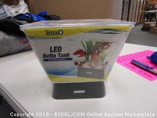 LED Betta Tank