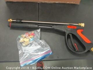 Nozzle Gun