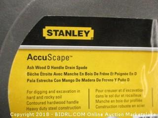 Stanley Drain Spade