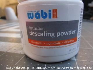 Wabi Descaling powder Please Preview
