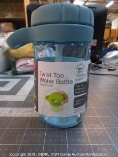 twist Top water Bottle Please Preview