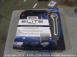 Wahl Elite Pro Shaver