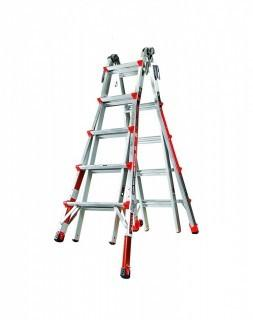 Little Giant Ladder Systems 12022-801 Revolution M22 with Ratcheting Levelers (Retail $426.00)