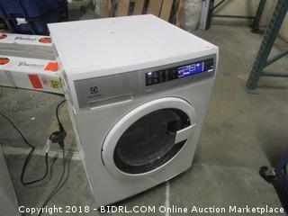 "Electrolux EIFLS20QSW 24"" Front-Load *MSRP* $649.97 (Powers On,Spins)"