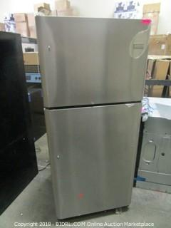 Frigidaire FFTR2021QS 20.4 cu. ft. Top Freezer Refrigerator MSRP* $557.93 (Powers On, Cools)