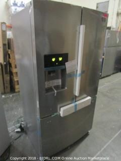 Frigidaire Refrigerator MSRP* $2949 (Powers on and Cools)