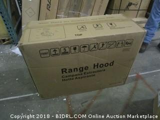 Frigidaire Range Hood MSRP* $549