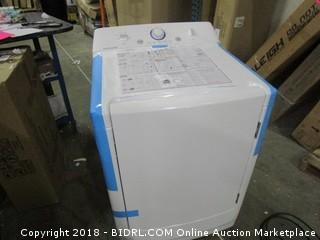 Frigidaire Gas Front Load Dryer MSRP* $799 (Powers on and Spins)