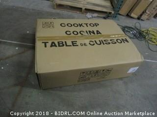 Cooktop Cocina Table De Cuisson MSRP* $1049