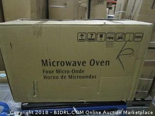 Electrolux EI30BM60MS 1.8 cu. ft. Over-the-Range Convection Microwave Oven  MSRP* $799 (Powers On)