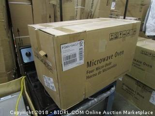 Frigidaire Over-The-Range Microwave with Convection-MSRP* $609 (Powers On)