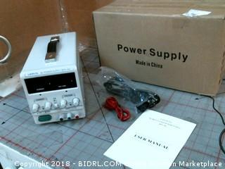 Lavolta DC Power Supply