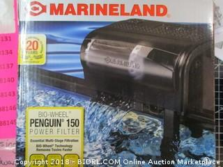 marineland Bio Wheel Penguine Power Filter