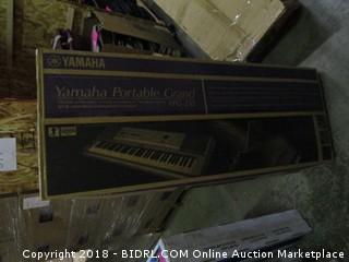 Yamaha Portable Grand  Digital Keyboard