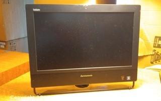 Lenovo Cracked Screen , No cords
