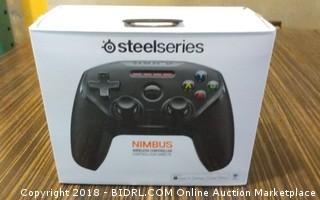 Steel Series Wireless Controller
