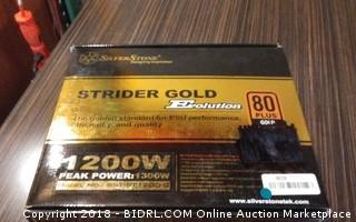 Silver Stone Strider Gold Evolution