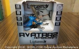RVATAR2 Hovercraft
