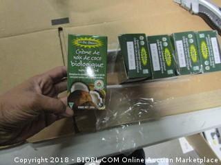 Coconut Organic Food Product