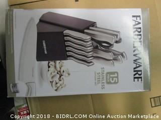 Farberware Kitchen Knife Set