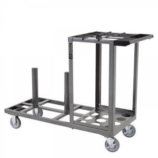 US Weight Crowd Control Stanchion Cart (Retail $309.00)