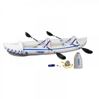 Sea Eagle SE370K_P Inflatable Kayak with Pro Package (Retail $277.00)