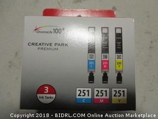 Canon Color Ink Cartridges