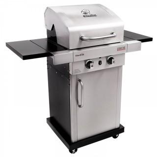 Char-Broil Signature TRU-Infrared 325 2-Burner Cabinet Liquid Propane Gas Grill (Retail $329.00)
