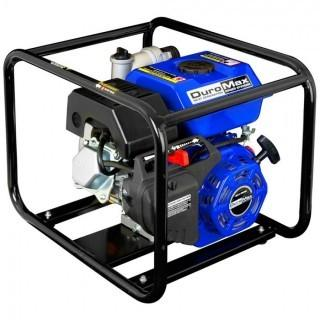 DuroMax XP904WP 4-Inch Intake 9 HP OHV 4-Cycle 427 GPM Gas Powered Portable Water Pump (Retail $379.00)