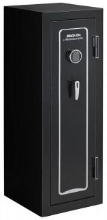 Stack-On A-18-MB-E-S Armorguard 18-Gun Safe with Electronic Lock, Black (Retail $500.00)