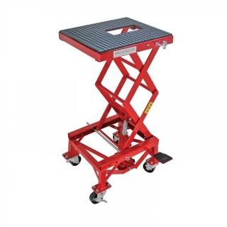 Extreme Max 5001.5083 Hydraulic Motorcycle Lift Table (300 lb) (Retail $161.00)