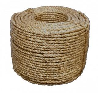 T.W . Evans Cordage 30-094 1-Inch by 300-Feet Pure Number-1 Manila Rope (Retail $281.00)