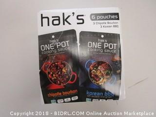 Hak's Cooking Sauce