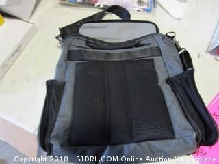 Bag- Zipper Damaged