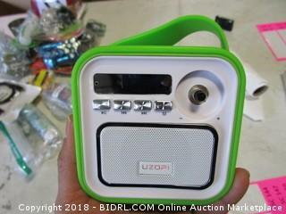Subwoofer Radio