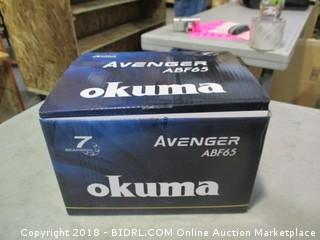 Avenger Okuma Fishing Reel