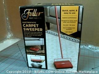 Fuller Carpet Sweeper