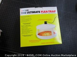 the Ultimate Flea Trap