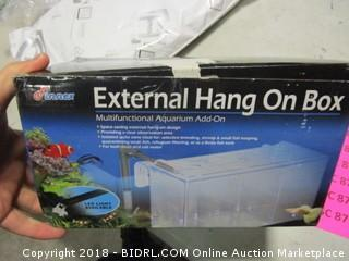 External Hang On Box